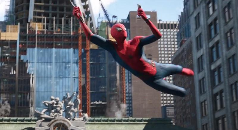 Us Box Office Spider Man Far From Home Crushes Crawl