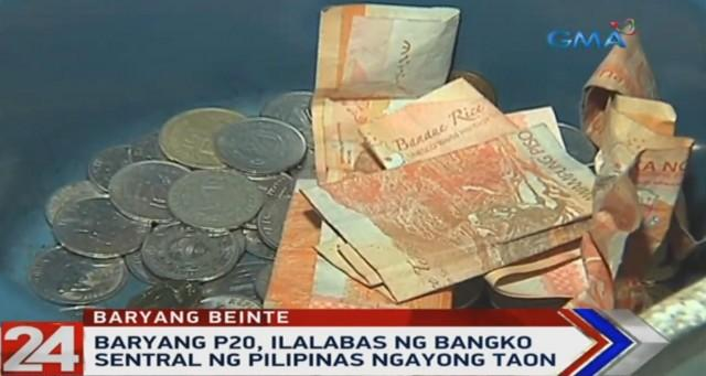 Bangko Sentral To Release P20 Coin Before Year Ends