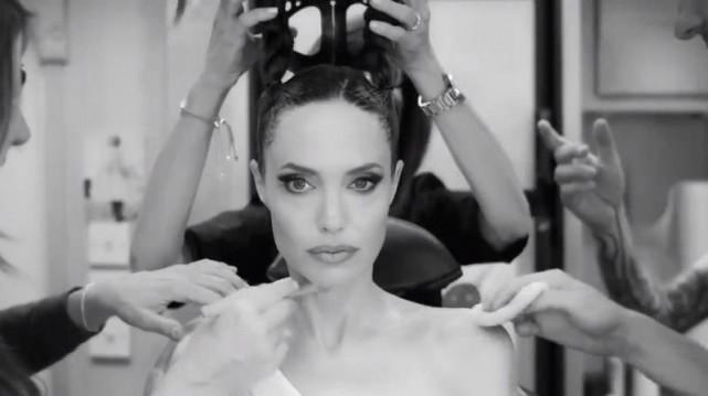 Angelina Jolie Transforms Into Disney Queen Maleficent