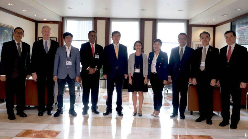The Asian Development Bank (ADB) on Monday, Sewpt. 2, 2019, announced the establishment of an eight-person, high-level advisory group on digital technology for its development work. ADB