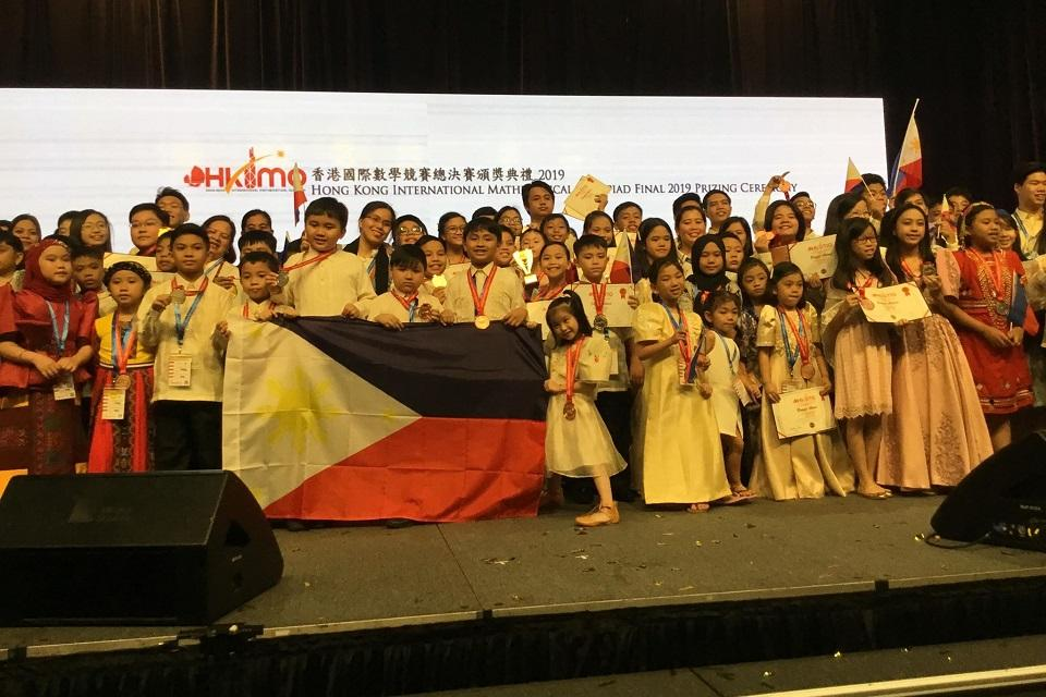 Pinoy students bag medals at HK int'l math olympiad | Pinoy