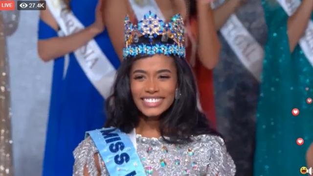 2019 miss world