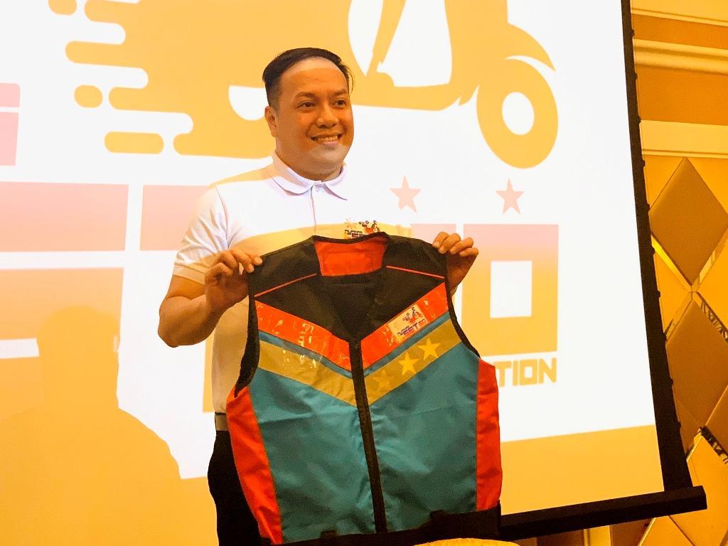 EsetGo founder and CEO John Alexis Revilla. Ted Cordero, GMA News