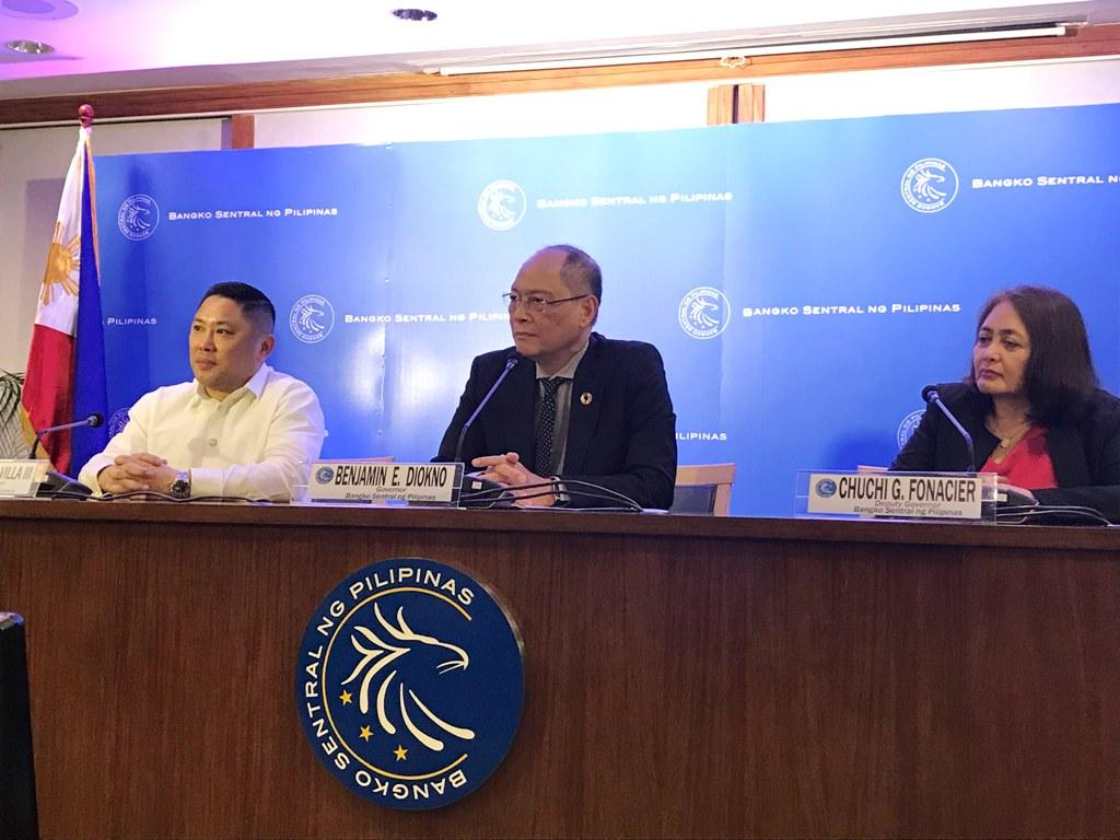 The Bangko Sentral ng Pilipinas on Monday, December 2, 2019 presented to the media results of the BCTA-UN study on digital payments in the country which expanded to 20% of total transactions in 2018. Jon Viktor Cabuenas, GMA News