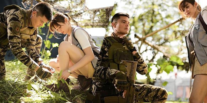 Jennylyn Mercado posts BTS photos with Dingdong Dantes in ...