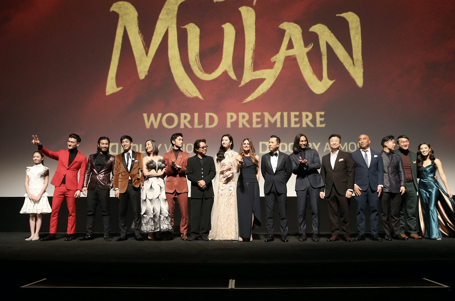 Mulan Cast On Women Empowerment Racism And The Covid 19 Pandemic