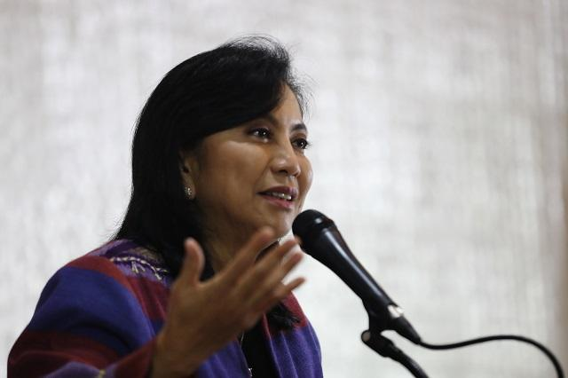 Robredo to attend DepEd simulation of blended learning classes