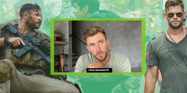 Chris Hemsworth Talks Extraction And How To Keep Moving