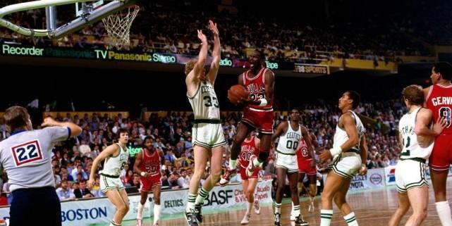 rutina Guijarro Calor  Larry Bird on facing MJ: 'That was God disguised as Michael Jordan'