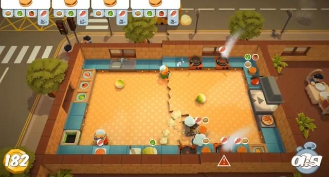You can now download cooking game 'Overcooked' for free ...