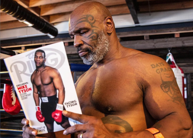 Mike Tyson S Children Think He Should Stay Retired