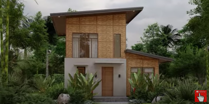 Can T Get Enough Of The Tiny House Bahay Kubo Check Out This Modern Amakan House