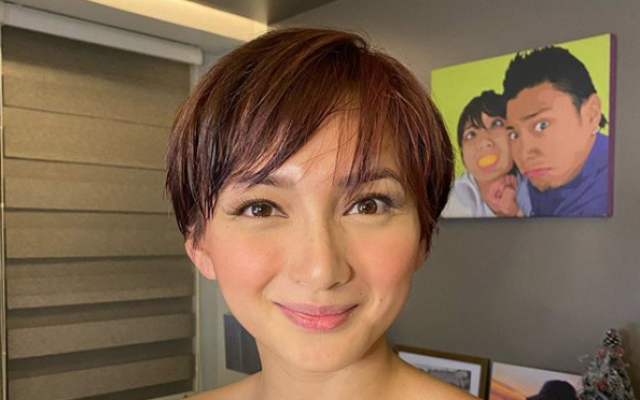 Iya Villania gets a new pixie cut and Drew teases her