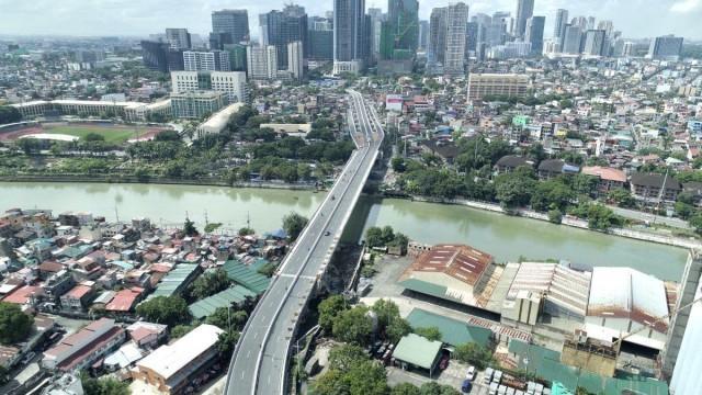 BGC-Ortigas Center Road Link Project (DPWH)