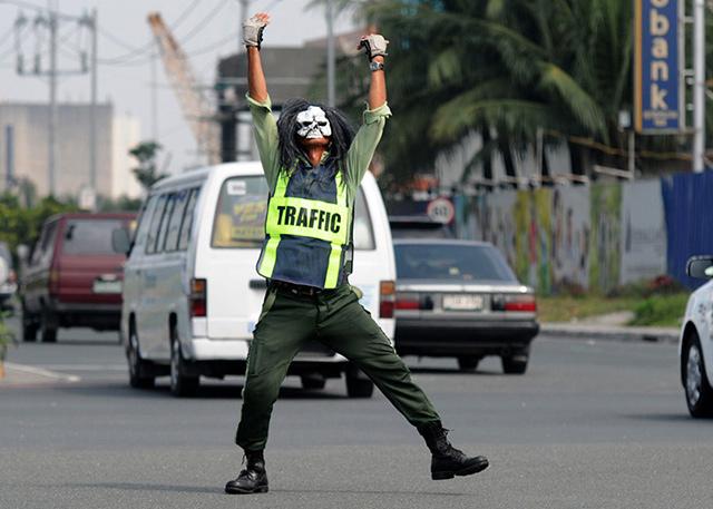 traffic enforcer