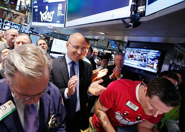 The New York Stock Exchange  NYSE