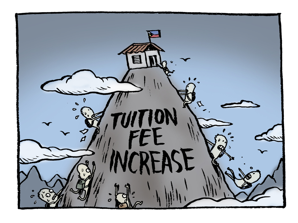 increase of tuition Sticking with a multiyear tuition policy adopted in 2014, the uw board of trustees voted today (thursday) to increase student tuition by 4 percent in the 2018-19 academic year that means that undergraduate wyoming residents will see a $5 increase per credit hour, from $129 to $134, while the cost .