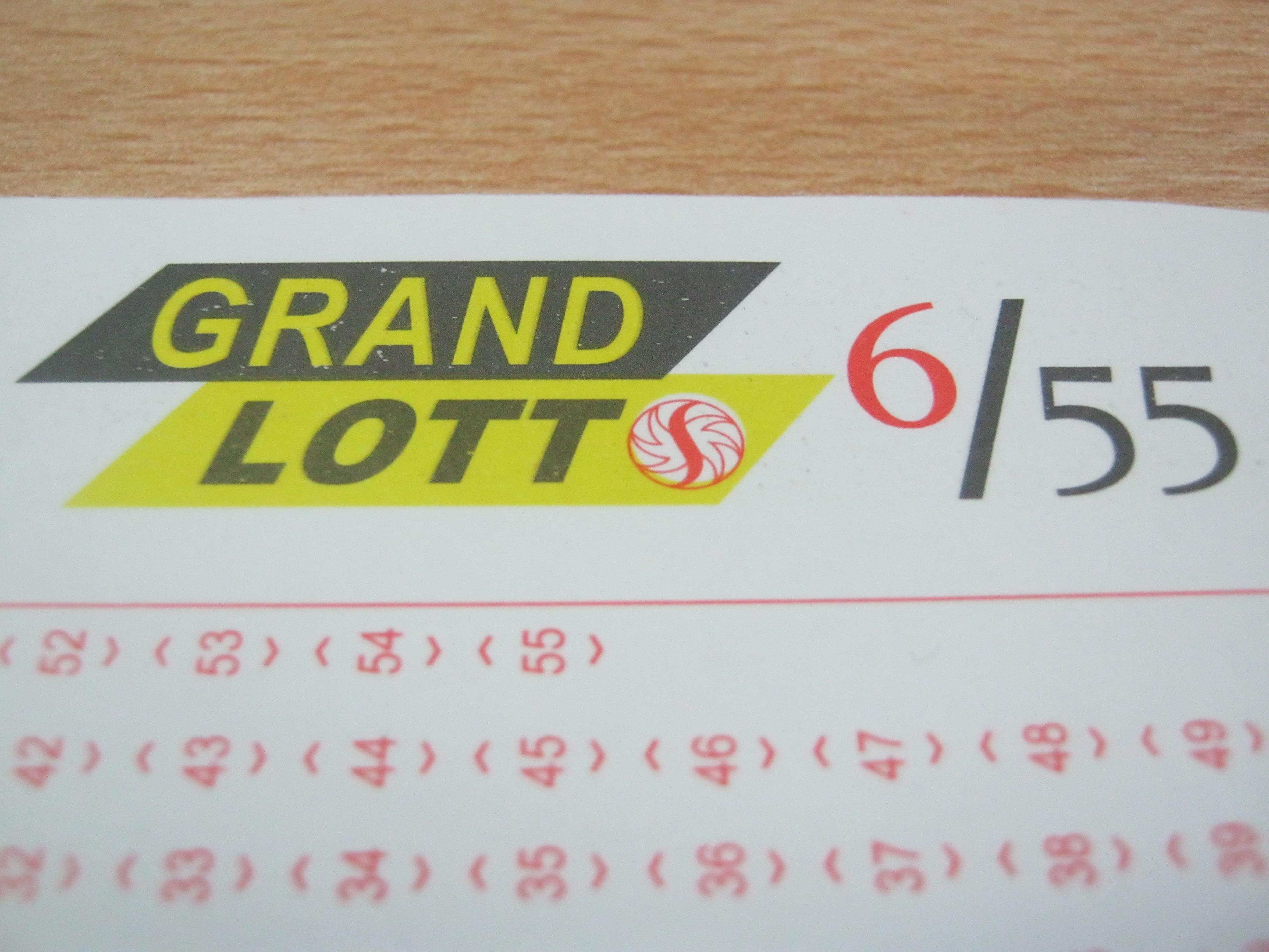 Grand lotto live