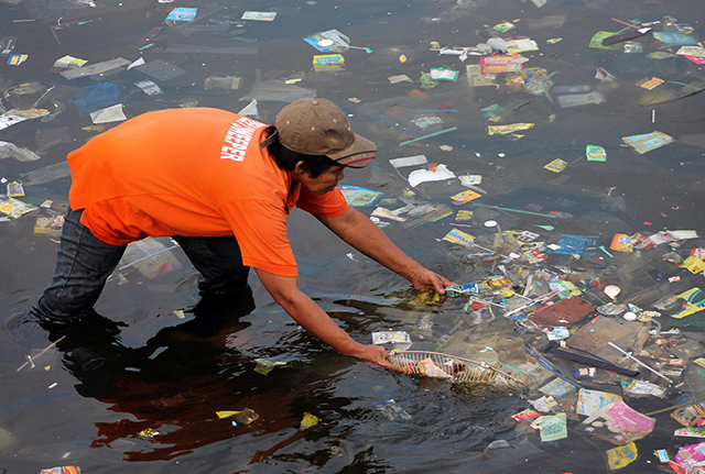 pasig river is world u0026 39 s 2nd biggest source of plastic waste