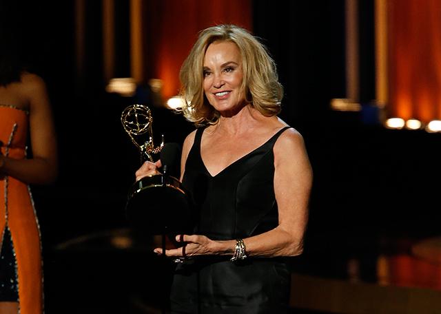 Jessica Lange wins award at 66th Primetimne Emmy Awards ...