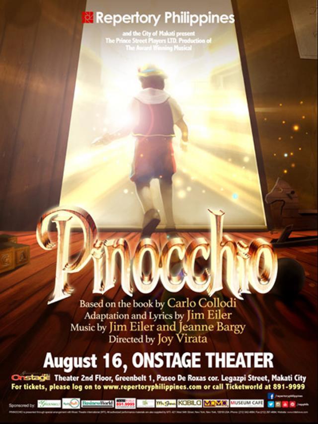 Lyric pinocchio lyrics : Theater review: 'Pinocchio': Through the eyes of a child ...