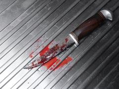 Murder Death Crime Stabbing Knife news-crime