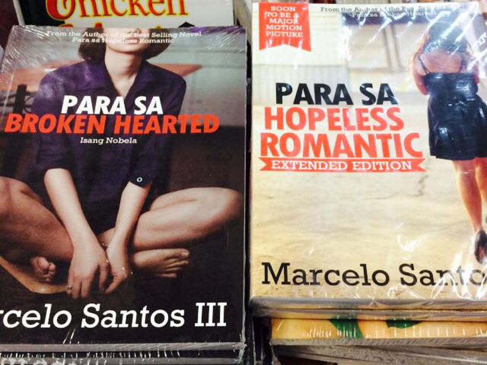 Para Sa Hopeless Romantic Marcelo Santos Iii Pdf