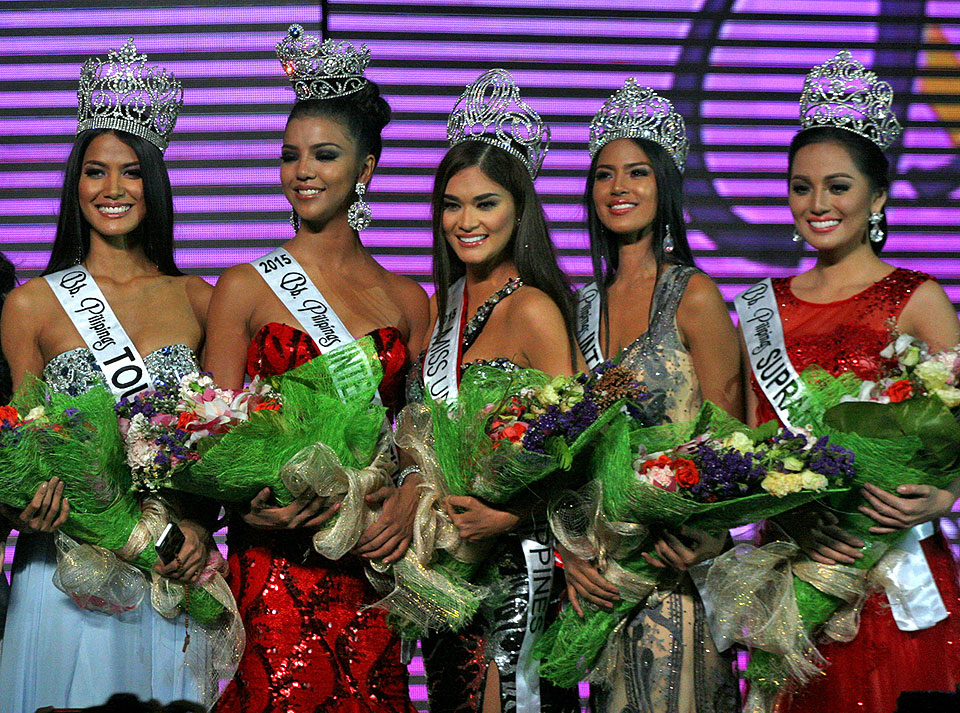 PINOY PAGEANT CENTRAL: Bb. Pilipinas 2011 winners bared