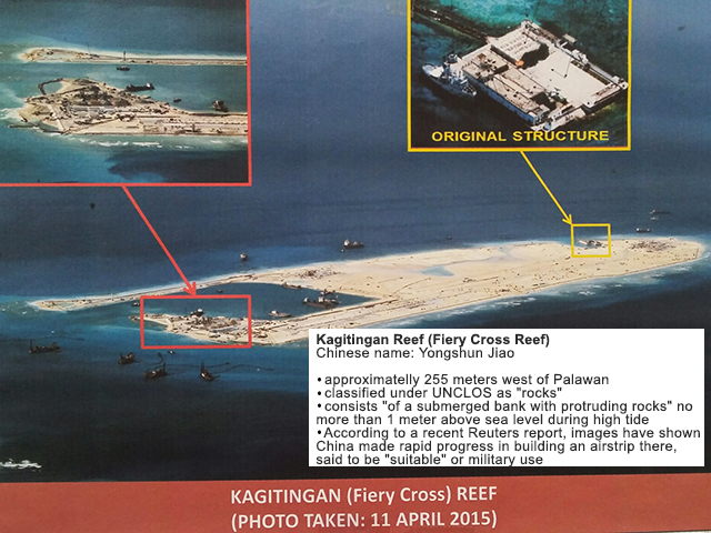 US defies China, vows to keep flying spy planes over Spratlys