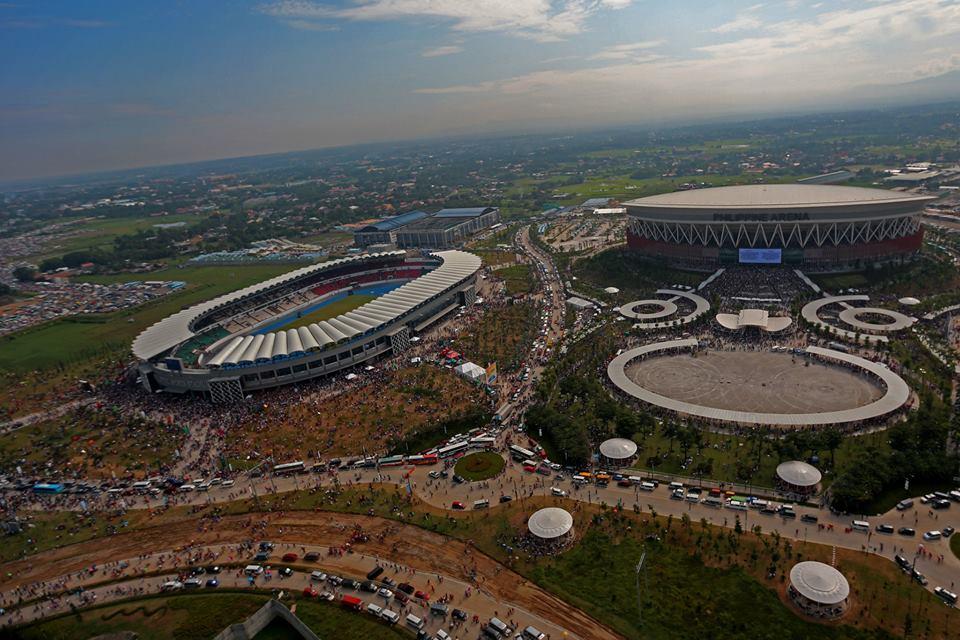 Philippine Arena 1