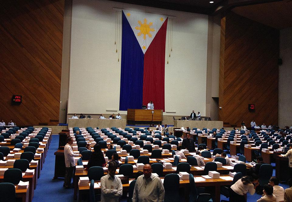 BELMONTE EYED AS CHAIR: House forms special committee on West PHL Sea