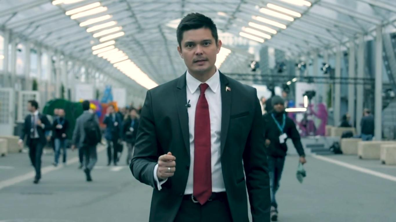 Dingdong Dantes, Fil-Aussie poet perform at Paris climate ...