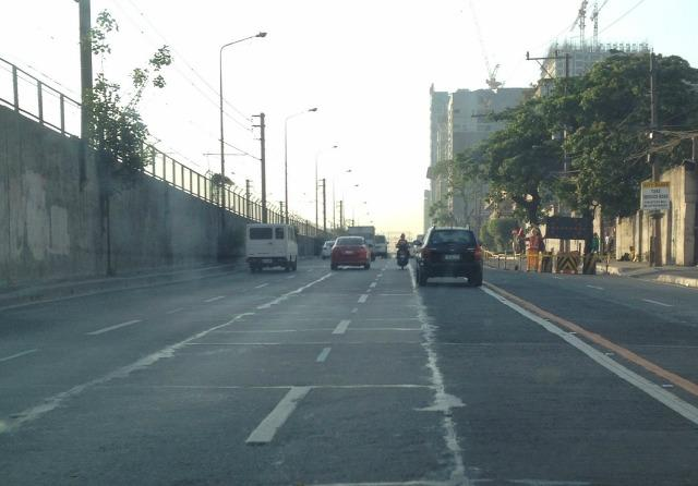 Road reblocking on EDSA, other Metro Manila roads slated October 11 to 14