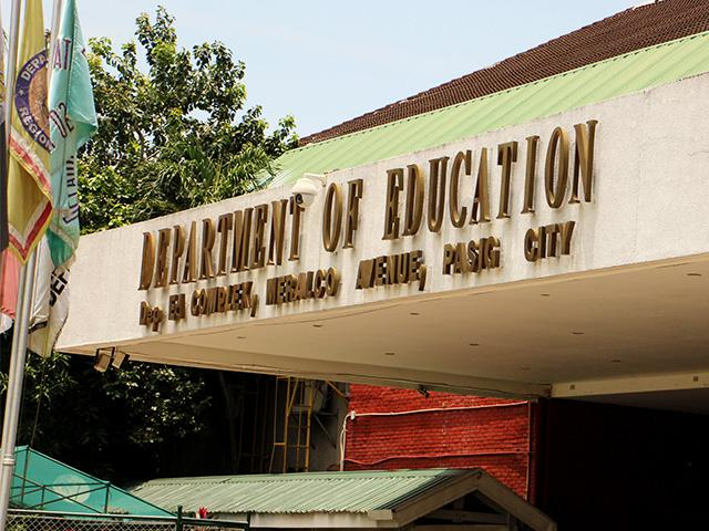 Palace: Funds for purchase of DepEd vehicles approved before COVID-19 crisis