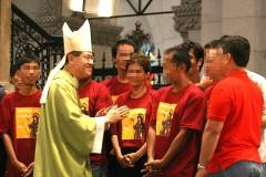 Church launches spiritual healing, rehab of drug users - Danny Pata