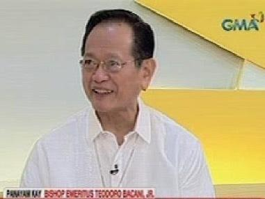 Bp. Teodoro Bacani