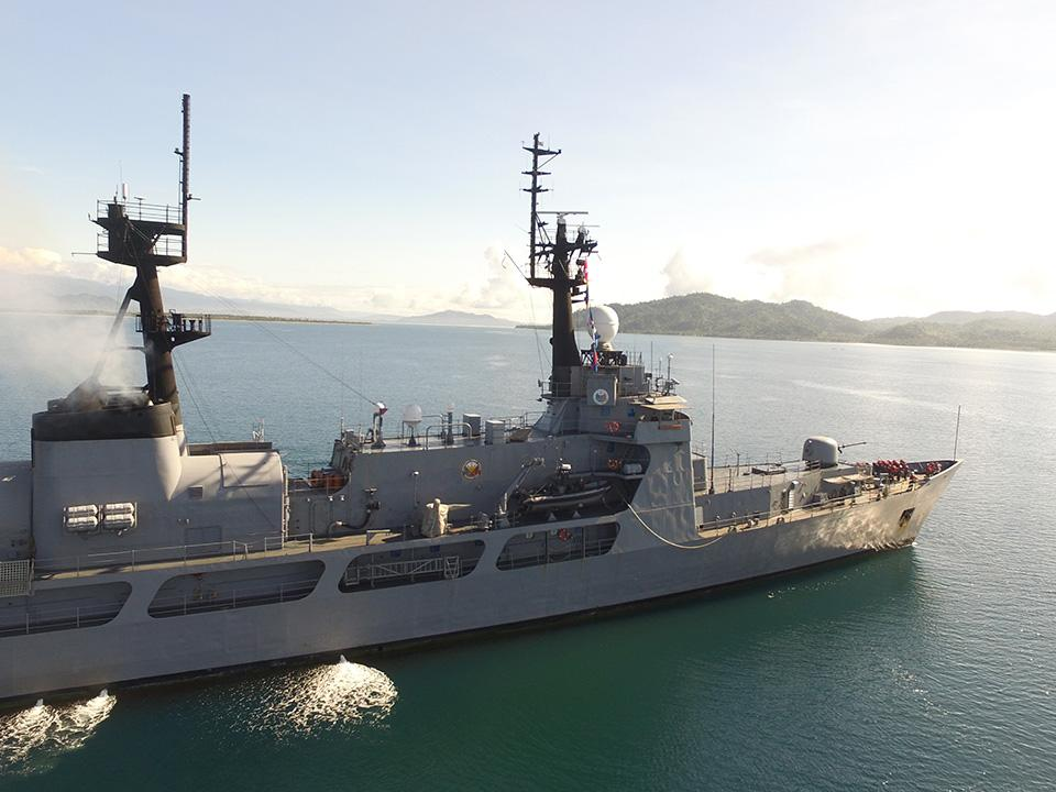 US, ASEAN warships and aircraft ready in Thailand for first