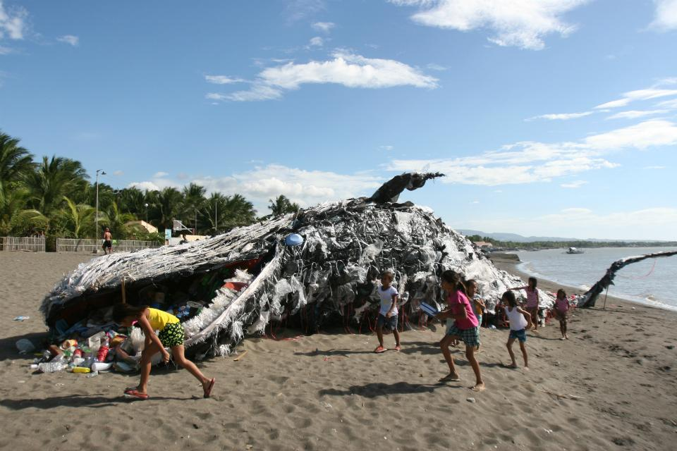 Plastik Im Wal