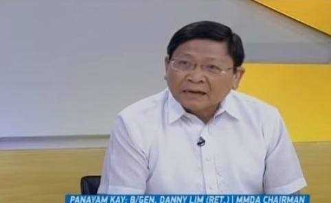 MMDA chairman Danilo Lim dies at 65