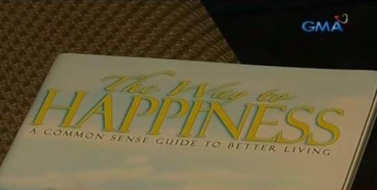 The Way to Happiness PHL hopes to aid Marawi recovery with L. Ron Hubbard book