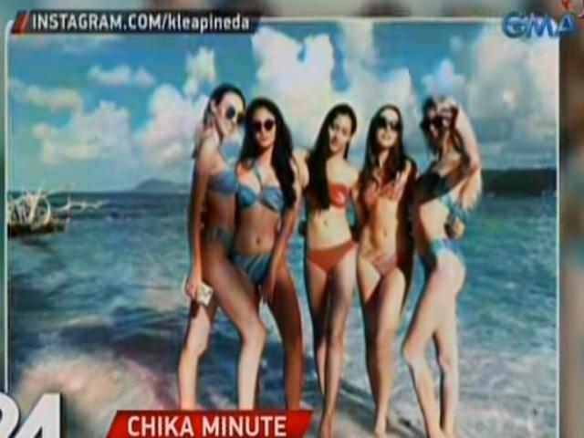 Migo Adecer, Klea Pineda Ultimate Survivors ng StarStruck
