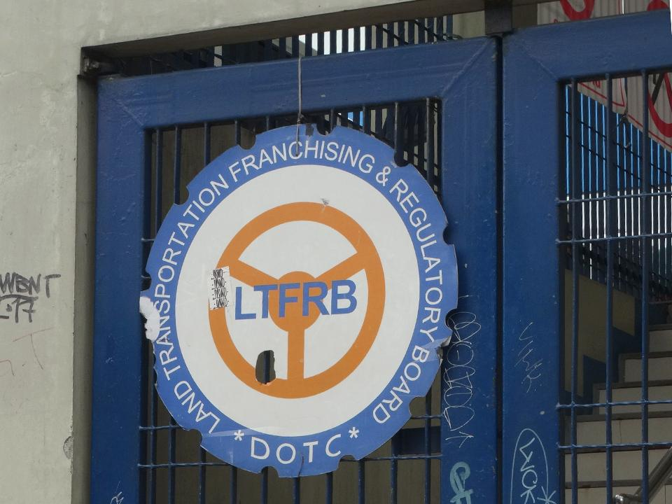 LTFRB proposes to waive some regulatory fees for PUV operators