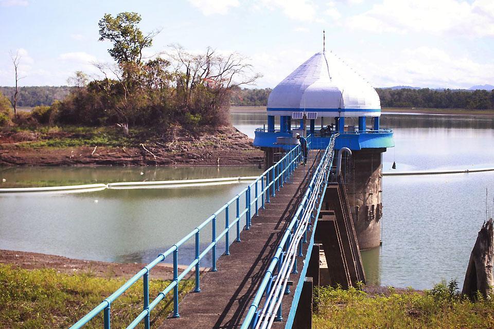 Water At La Mesa Dam Nears Critical Level —PAGASA