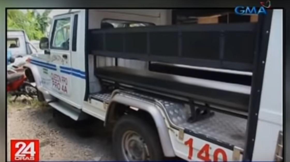 'Only' 10% of Mahindra patrol cars no longer running, says PNP | News | GMA News Online