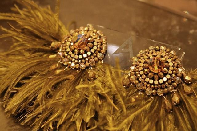 Jewelry by Farah Abu.