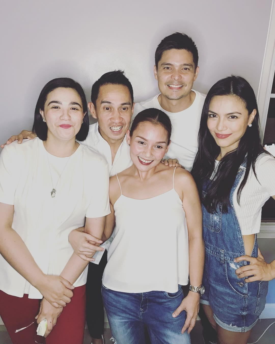 Dingdong Dantes, Sunshine Dizon join rest of T.G.I.S. cast ...
