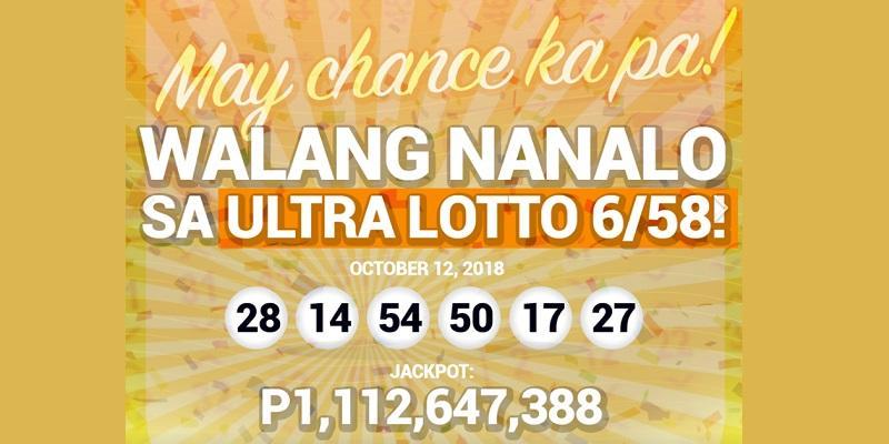 2 winners share Ultra Lotto 6/58 P332M jackpot | News | GMA News Online