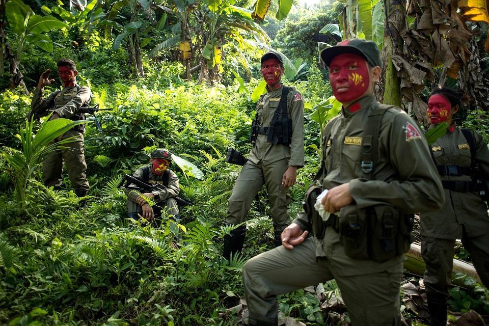 Gov't troops kill NPA insurgent in Camarines Norte encounter