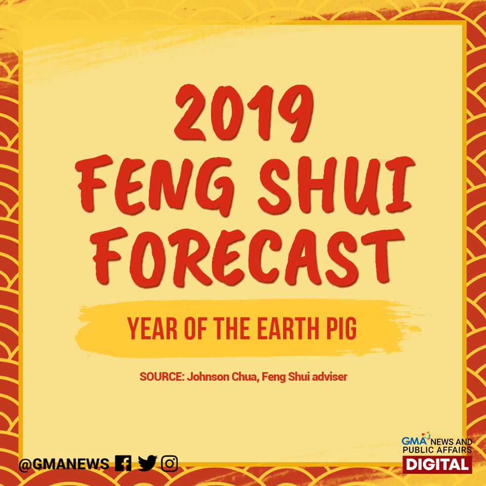 Your Chinese Zodiac forecast for the Year of the Earth Pig is here