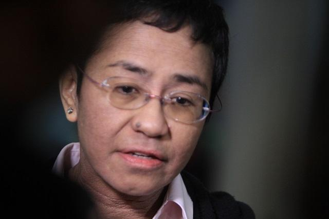 Maria Ressa: Duterte may just be 'seeing too much fraud from where he sits' - GMA News